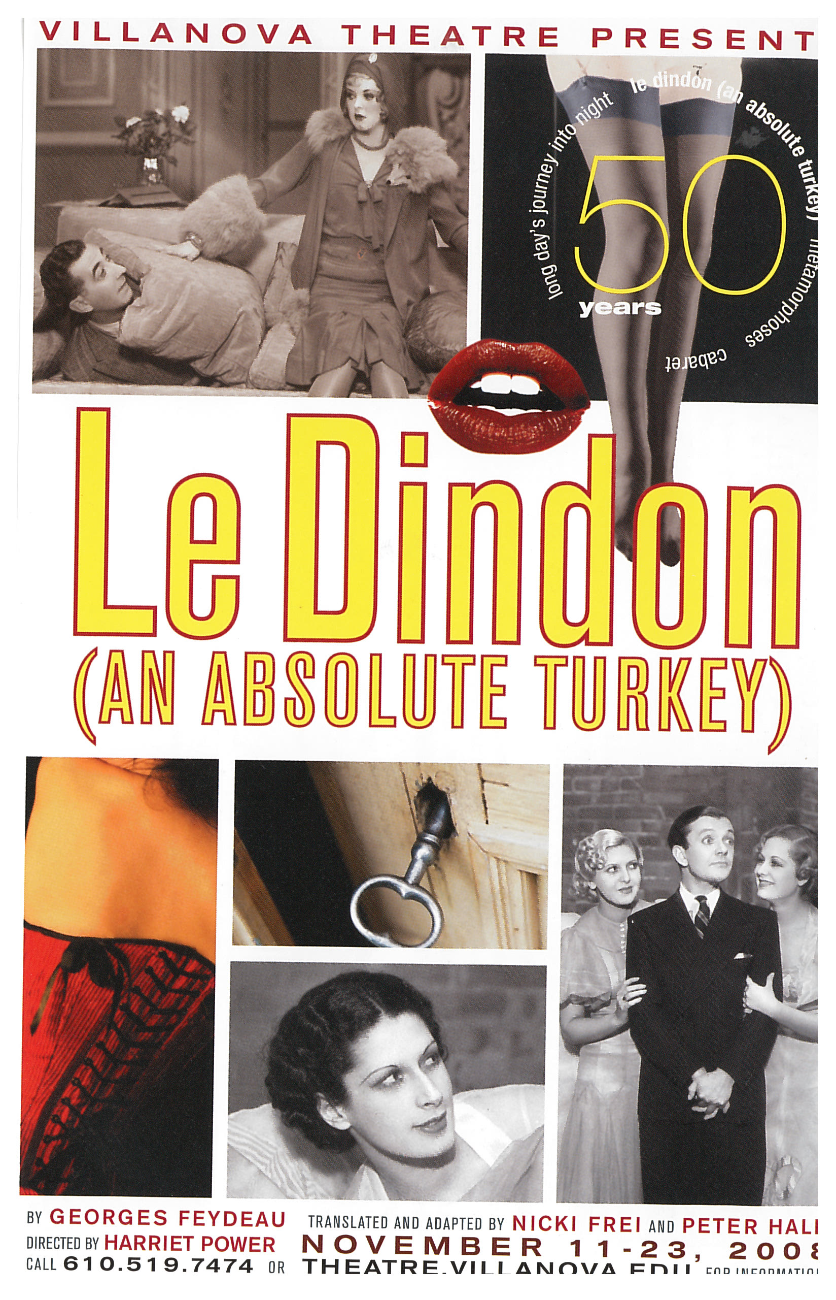 Le Dindon (An Absolute Turkey)