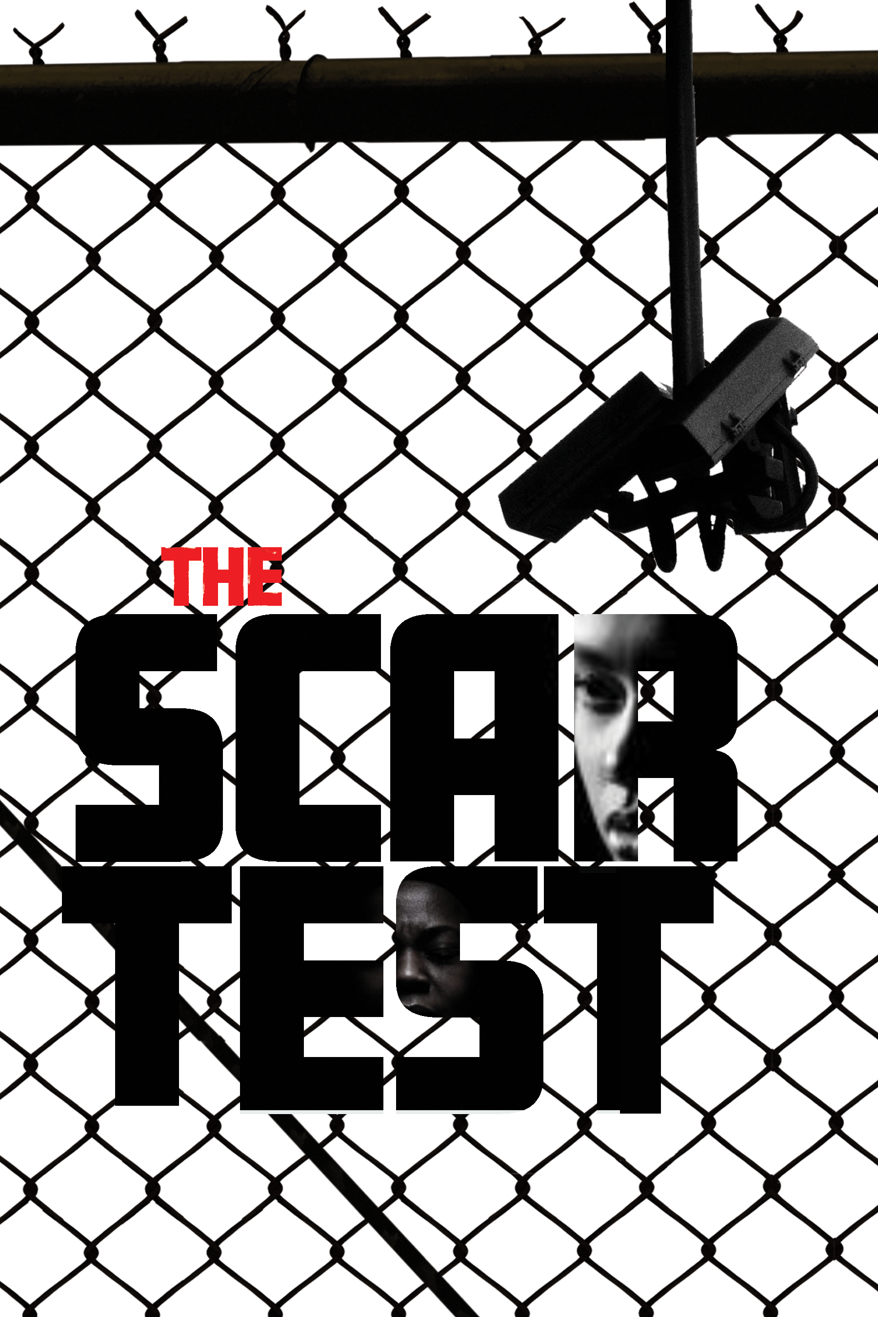 SCAR TEST poster