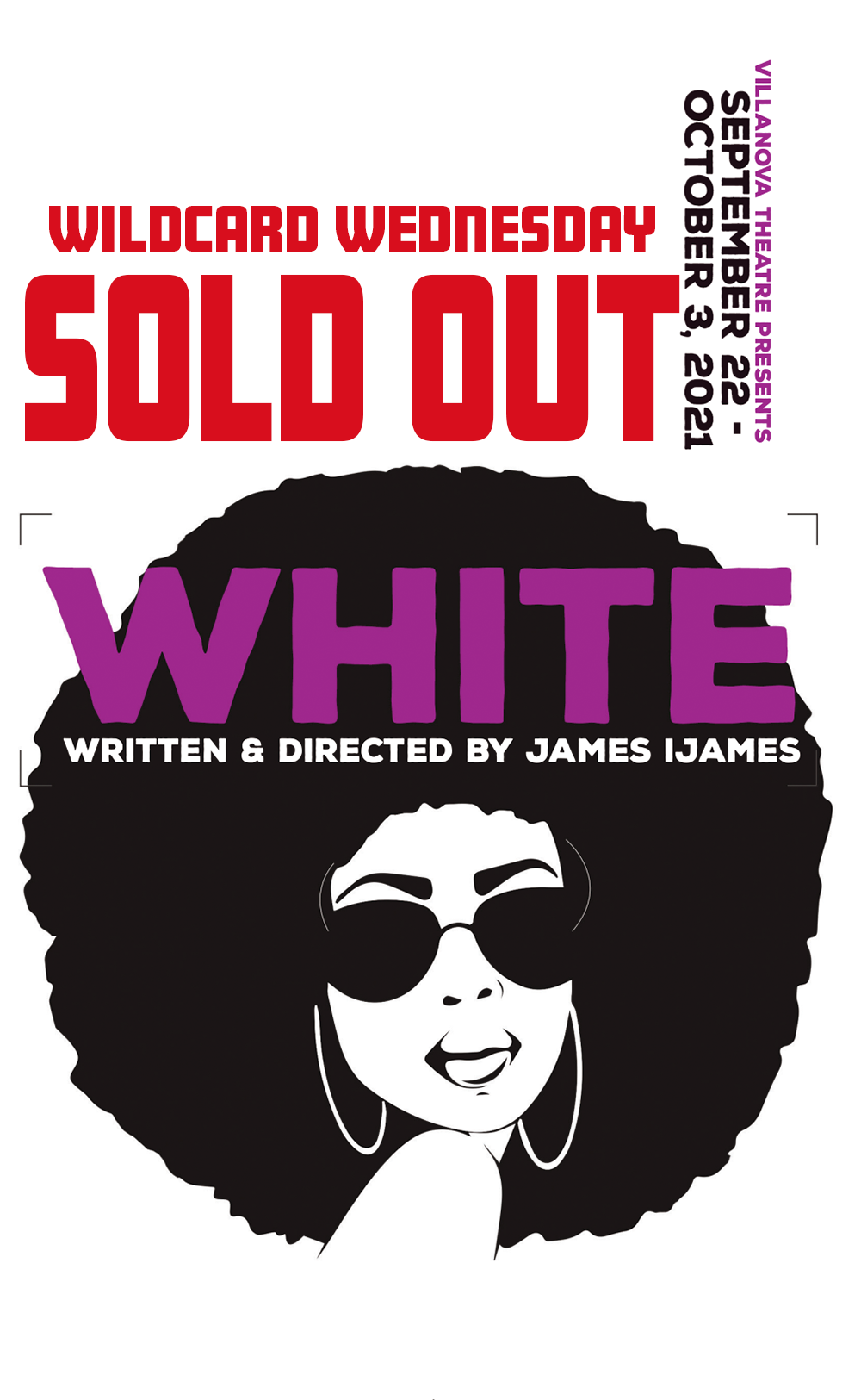 wildcard wednsday white sold out
