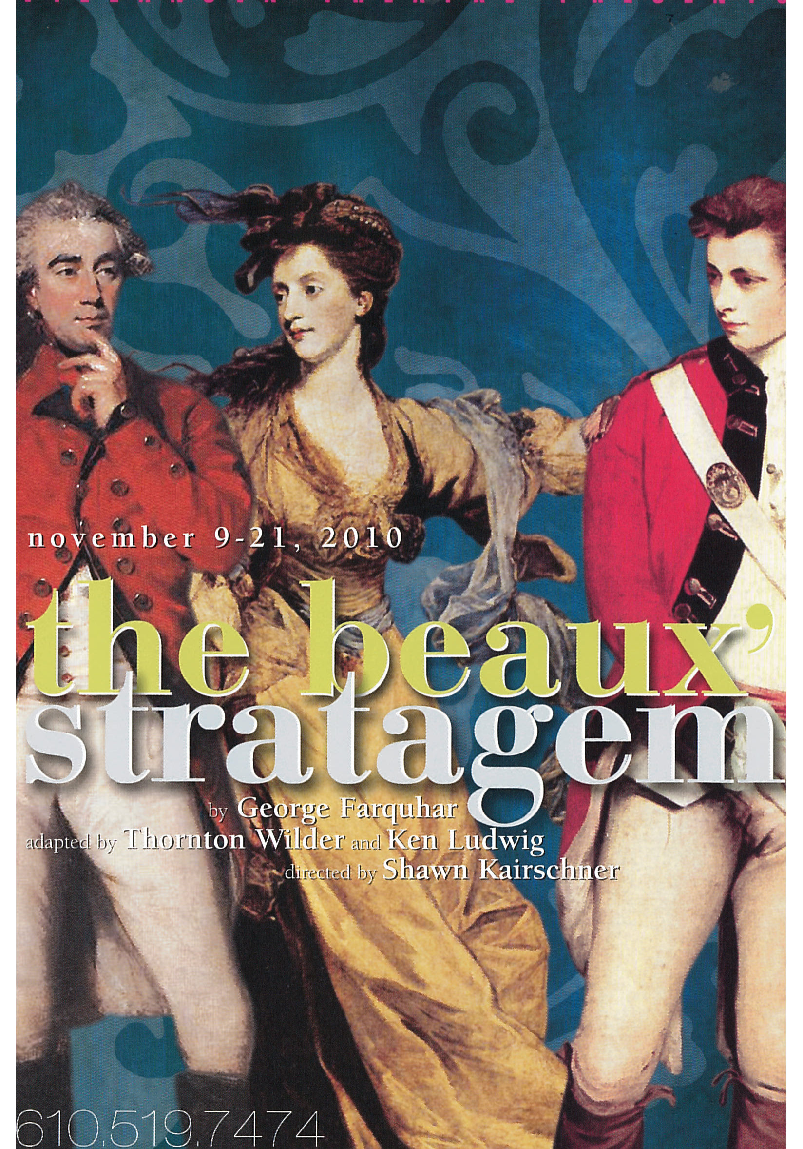 The Beaux Stratagem