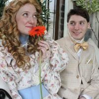 The Importance of Being Earnest- Publicity Photos